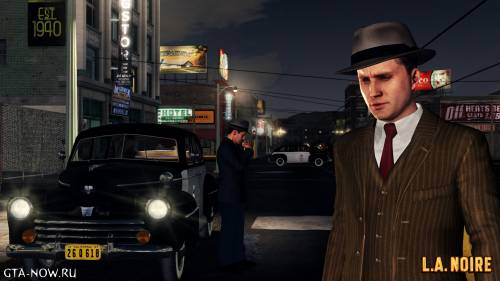 LA Noire скриншот
