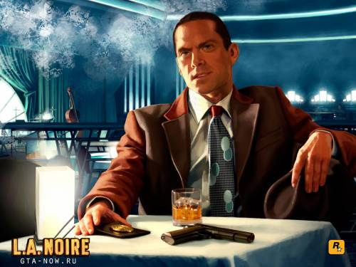 L.A. Noire арт Roy Earle