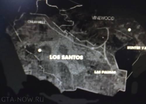 Карта GTA 5 (фейк)