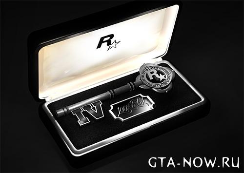 Ключ GTA 4