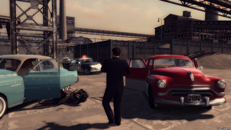 Скриншот для игры Mafia 2. Mafia 2.