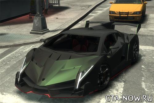 Lamborghini Veneno Asphalt 8