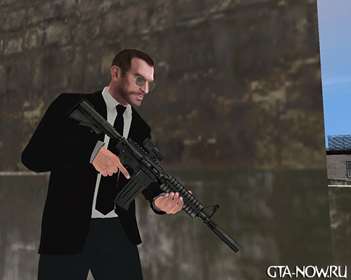 Моды для GTA 4