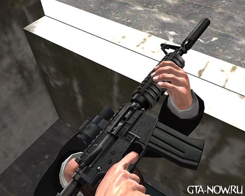 Оружие GTA 4 моды