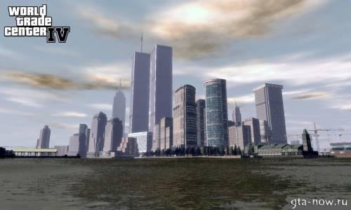 Центр Международной Торговли - мод для GTA 4