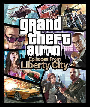 Grand Theft Auto: Episodes from Liberty City Now Available Throughout North America for PlayStation 3 and Games for Windows - LIVE