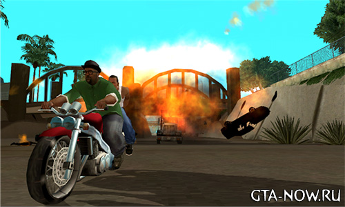 GTA SA Windows Phone