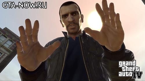 Нико из GTA 4
