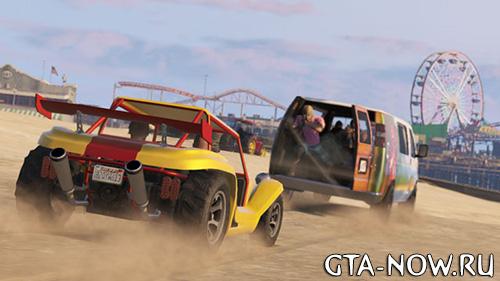 Дополнение GTA Online