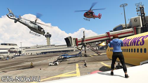 GTA Online Захват
