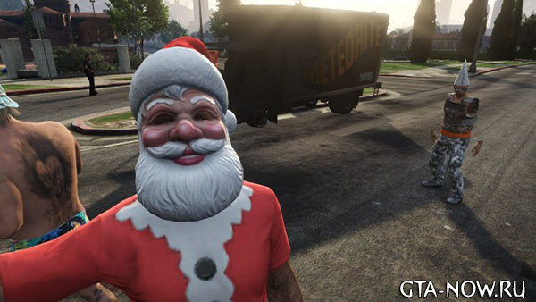 Holiday Season GTA Online
