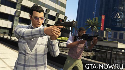 Оружие GTA Online