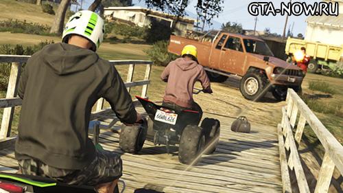 GTA Online обновление