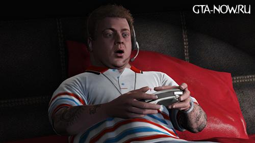 Джимми GTA 5