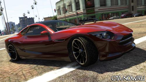 Машина GTA 5