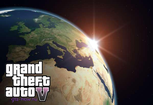 Мир GTA