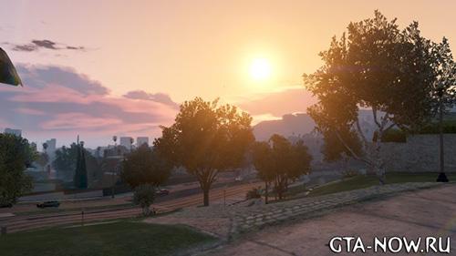 Обновление 1.05 GTA V