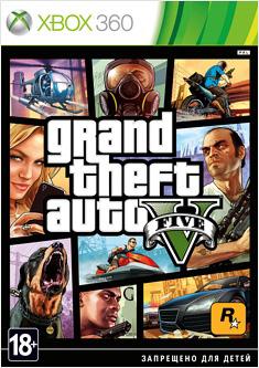GTA V для Xbox