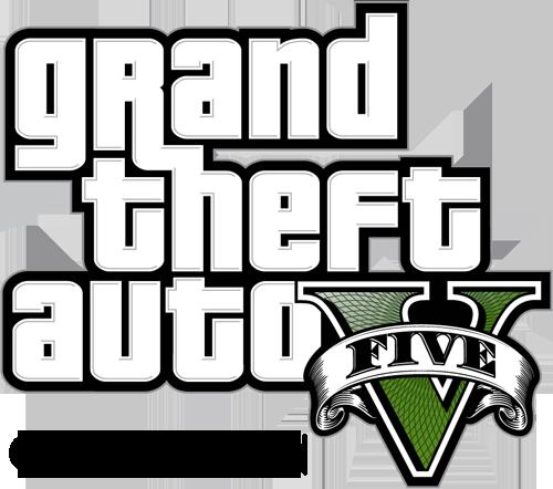 GTA 5 логотип