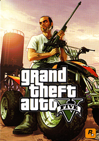 Открытки GTA 5